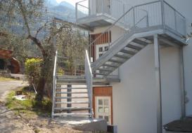Scegli le scale antincendio di Brescia di Mazzacani