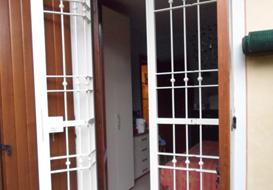 Sicurezza ed estetica per le nostre inferriate per porte