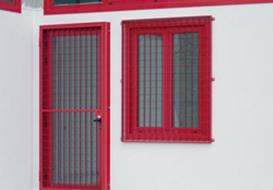 Inferriate per porte e finestre, a casa e in ufficio
