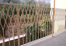Ringhiere per balconi: abbellire la vostra dimora