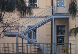 Scale antincendio a Bergamo, contattateci!