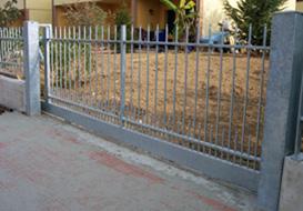 La responsabilità dell'installazione dei cancelli