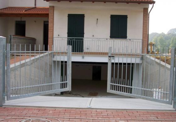 Cancello a Brescia automatico