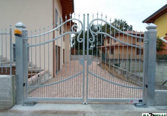 Cancelli scorrevoli a Brescia: tecnologia e comodità