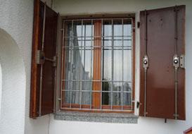 Inferriate per finestre a Brescia, ideali per dimore private ed uffici