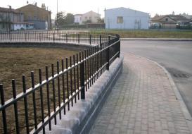 Le recinzioni a Brescia sono di design