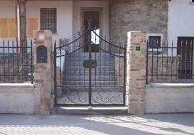 Cancelli a Brescia progettati e realizzati da Mazzacani