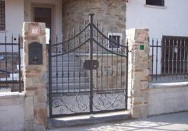 Cancelli a Brescia realizzati da Mazzacani per uso civile ed industriale
