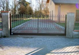 Cancelli scorrevoli a Brescia: doppia certificazione di sicurezza!