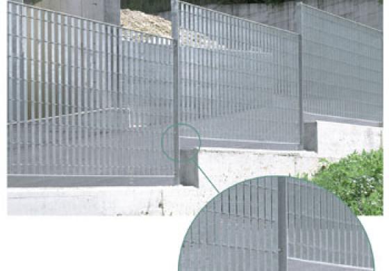 Le caratteristiche delle nostre recinzioni industriali