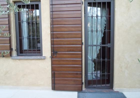 Inferriate per porte: sicurezza, stile ed eleganza