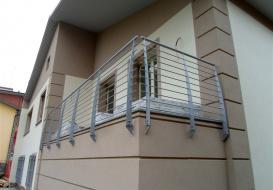 L'Azienda Mazzacani garantisce ringhiere per balconi perfette
