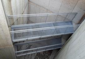Passerelle a Brescia: piccola media carpenteria settore industriale