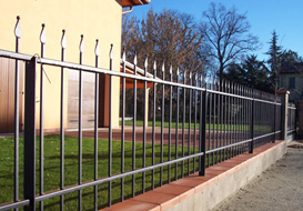 Recinzioni a Bergamo industriali e civili, richiedete un preventivo!