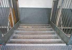 Le scale antincendio obbligatorie per gli alberghi