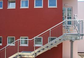 Le tante tipologie di scale in ferro