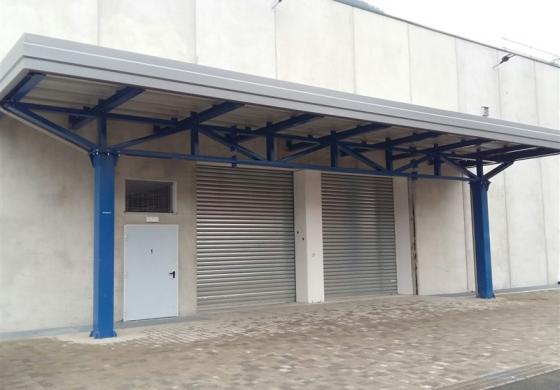 Tettoie a Brescia UNI EN 1090, sicurezza e qualità